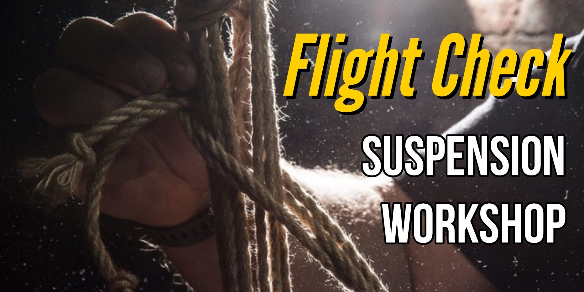 Flight Check Workshop – November Offering!